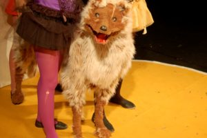 Wolf. Cirque du Slay